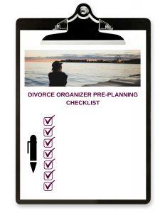 free checklist for divorce